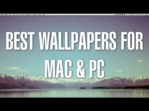 Best Wallpapers for Mac/PC