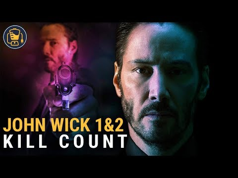 John Wick Kill Counter | Chapter 1 & Chapter 2