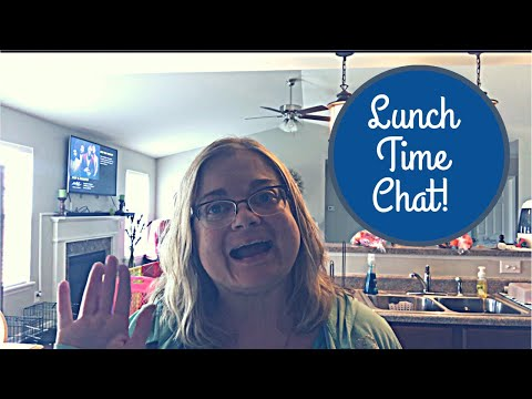 Lunch Time Chat - Name Change And Future Plans