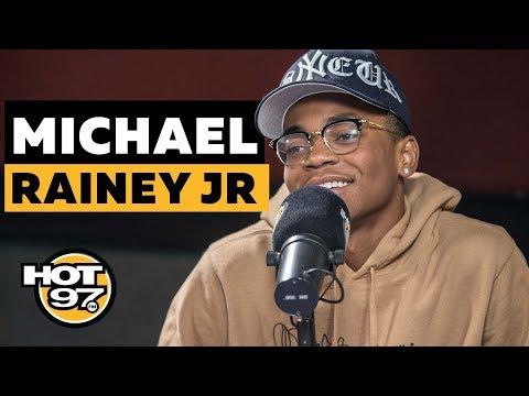 Michael Rainey, JR AKA Tariq On 50 Cent, Power & Says Reina Got Herself Killed