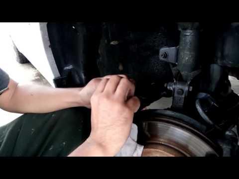 Cleaning waja abs sensor - YouTube