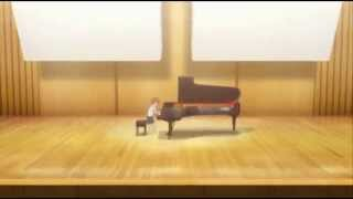 [AMV] The forest piano/Piano no Mori/Лес рояля