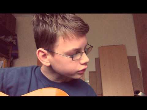 Pippi Langstrumpf Gitarre