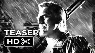 Sin City: A Dame To Kill For Official Instagram Teaser (2014) - Eva Green, Bruce Willis Movie HD
