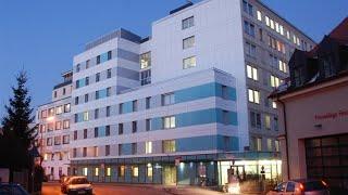 Детская больница в Германии. Город Аугсбург. Немецкая медицина.  Палата в Josefinum