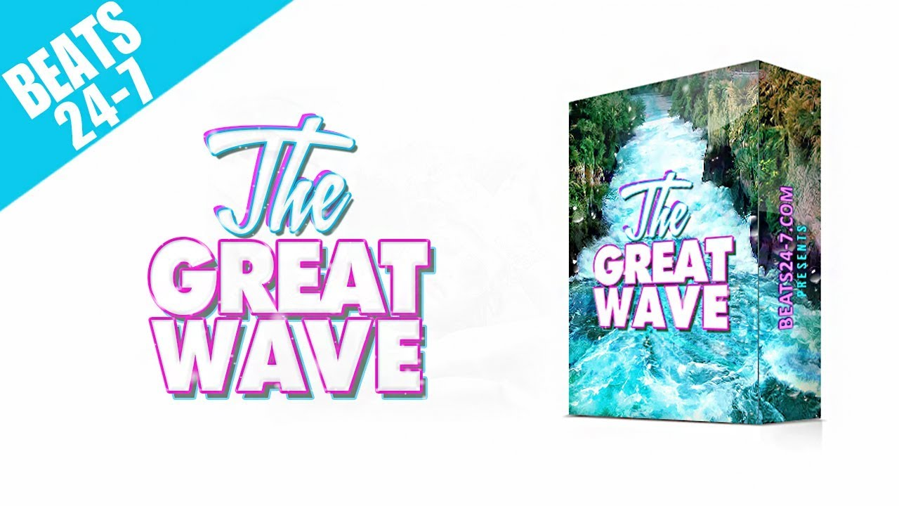 The Great Wave [Dancehall Sample Pack 2019] Loops, MIDI, Afro Beat Drum Kit