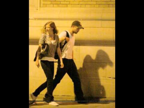 Rpatz with Alexandra Maria Lara, Sam Riley's wife (Kristen's OTR costar)  Reloaded