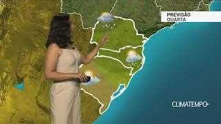 Previsão Sul – Ar seco ganha força no RS