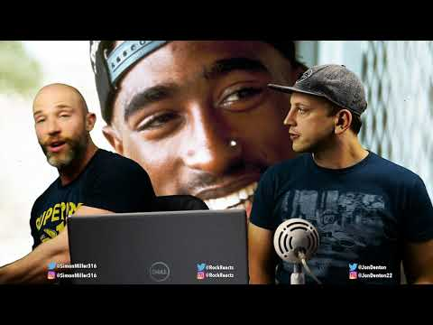 2Pac - Hit 'Em Up METALHEAD REACTION TO HIP HOP!!