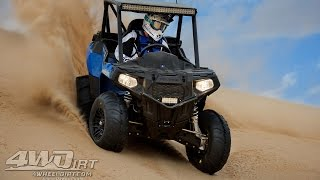 2015 Polaris ACE 570 Sand Dune Project - 4WheelDirt