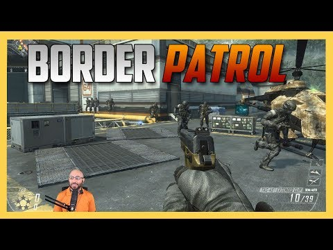 Putting on the pressure in BORDER PATROL!