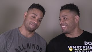 Hot Cousin @Hodgetwins
