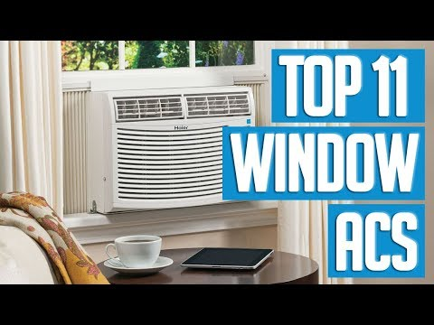 Best Window Air Conditioners 2018   TOP 11 Window Air Conditioner