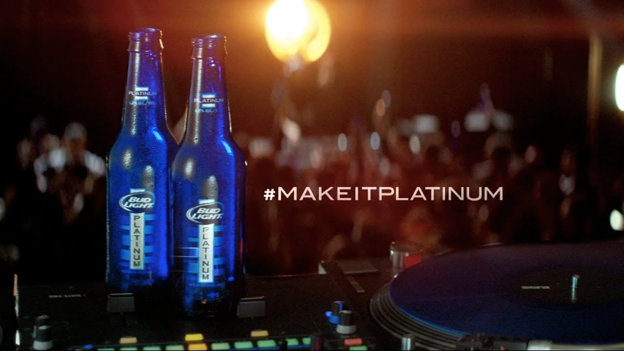 Dueling DJs   Steve Aoki Bud Light Platinum Commercial   YouTube