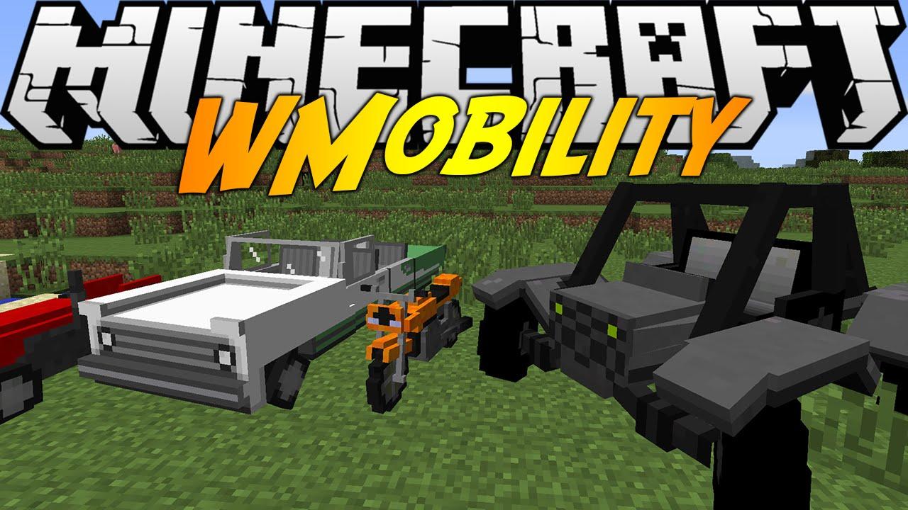 Fahrzeug mod minecraft download