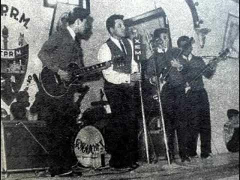 Cerveza - Los Soñadores 1961 Rock instrumental Mexicano Jose G. Cruz Ayala