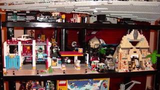 My Lego Collection Vintage and New Sets
