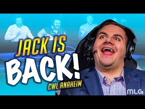 CouRage is Back! | CWL Anaheim