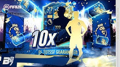 10 X GUARANTEED PREMIER LEAGUE TOTS PACKS! | FIFA 20 ULTIMATE TEAM