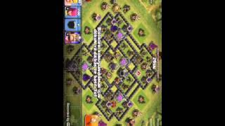 Clash of Clans Güzel ganimetli Saldırılar
