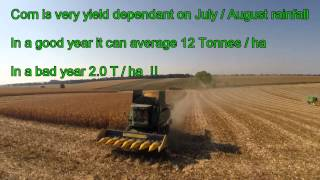 John Deere in Ukrainian Farming - Trigon Agri  2014