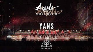 2nd Place YANS Arena China Kids 2019 VIBRVNCY 4K