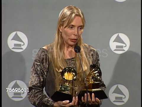 Joni Mitchell - Grammy Awards (1996)
