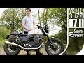 2016 Moto Guzzi V7 | Owners Review