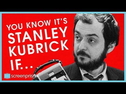 You Know It's Stanley Kubrick IF...