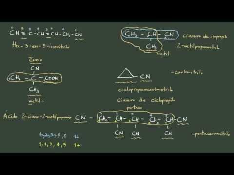 61.-formulación-orgánica.-ejemplo:-nomenclatura-de-nítrilos.