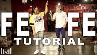 FEFE - Nicki Minaj & Tekashi 6ix9ine Dance Tutorial | Matt Steffanina Choreography