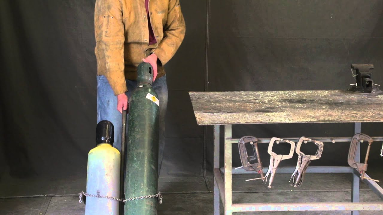 Acetylene Cylinder Safety: 3 Key Rules to Remember