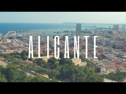 ALICANTE | Travel Vlog