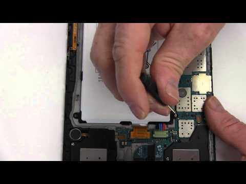 How to Replace Your Samsung Galaxy Tab Pro 8.4 Battery