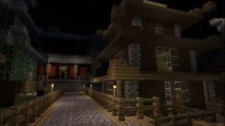 Amazing Minecraft Japanese Village!
