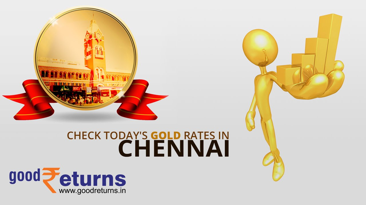 Todays Gold Rate in Chennai, 22 & 24 Carat Gold Price on 9th