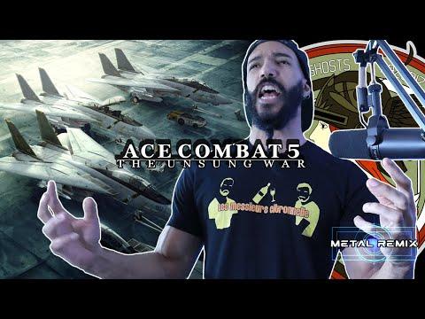 Ace Combat 5 - The Unsung War | METAL REMIX
