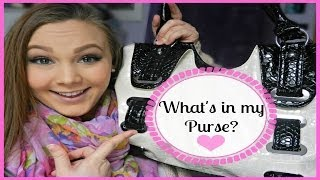 What's in my Purse?! ♥ Thumbnail