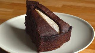 Çikolatalı Armutlu Kek Tarifi