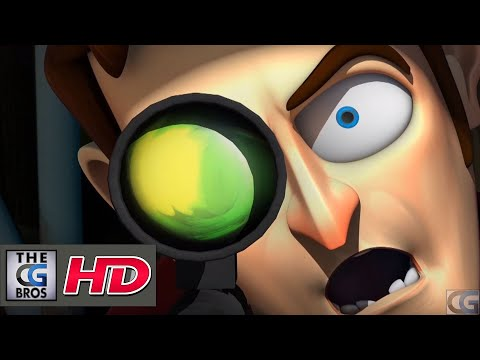 "CGI **Award Winning** 3D Animated Short HD: ""Shoot"" - by Rory Conway"