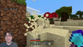I Think This Is A Minecraft Live Stream (Day 1)