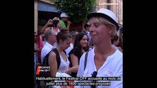 Le 18:18 - Festival d'Avignon : assurée de son maintien, l'édition 2021 est encore floue