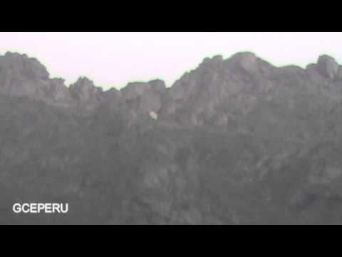UFO PERU  2011  #1  (6-10) ALIEN CREATURE. AMIGOS-FRIENDS