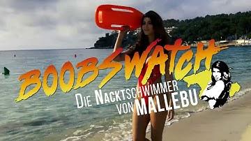 Micaela Schäfer am Strand | BAYWATCH