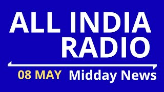 Midday News 08 May