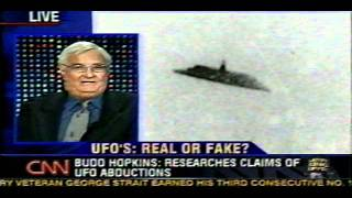 UFO-UFOs REAL OR FAKE-Larry King 2005 pt 2of3