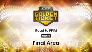 Dunia Games Golden Ticket: Final Area 2 & 3