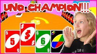 I am the UNO Champion!
