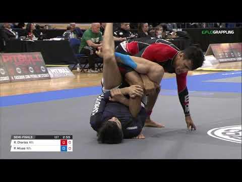 Ruben Charles Cobrinha VS Paulo Miyao 2017 ADCC Championship