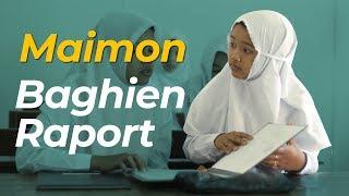 Maimon Baghien Raport : Pembagian Raport - Emak Tapai